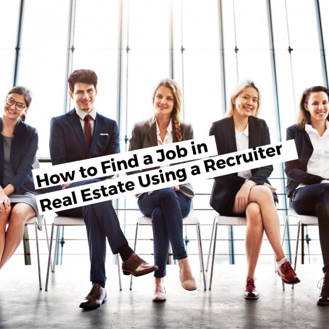real estate recruiter